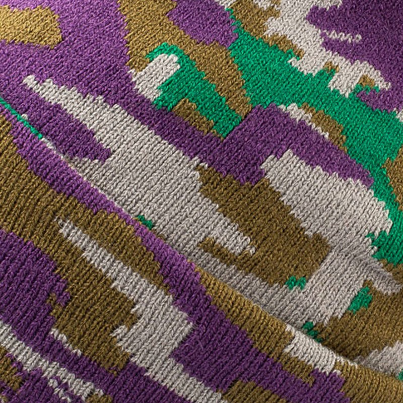 Camouflage colore violet